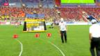 Video «Leichtathletik-WM: Weitere Entscheidungen» abspielen