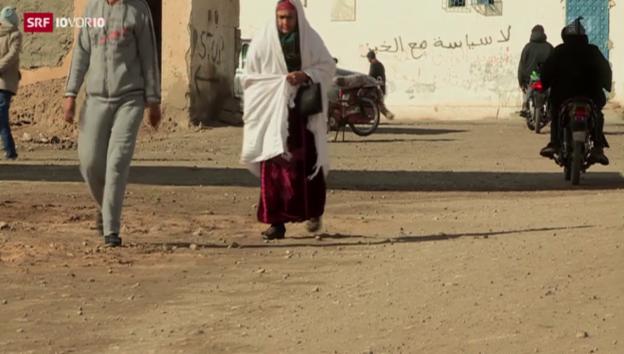Video «FOKUS: Dschihadismus-Problem in Tunesien» abspielen