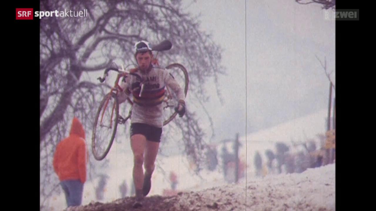 Rad: Albert Zweifel, die Schweizer Radquer-Legende