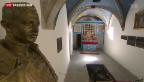 Video «Wiedereröffnung Museum Kloster Muri» abspielen