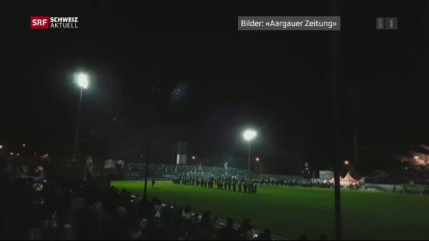 Video «Match wegen Blackout abgesagt» abspielen