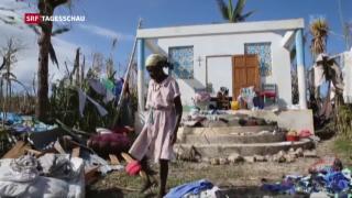 Video «Tod und Zerstörung in Haiti» abspielen