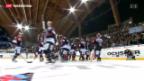 Video «Spengler-Cup: Fribourg-Gottéron im Halbfinal» abspielen