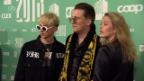 Video «Die Stars auf dem Roten SMA-Teppich» abspielen