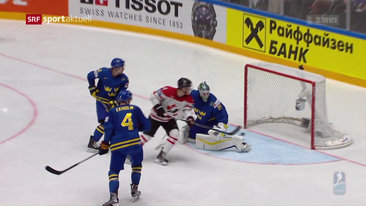 Kanada demütigt Schweden