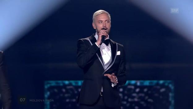 Video «Platz 3: Moldawien mit SunStroke Project und «Hey, Mamma!»» abspielen