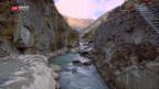 Video «Gemeinden setzen wieder auf Wasserkraft» abspielen