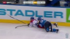 Video «Eishockey: WM-Halbfinal Finnland - Tschechien» abspielen
