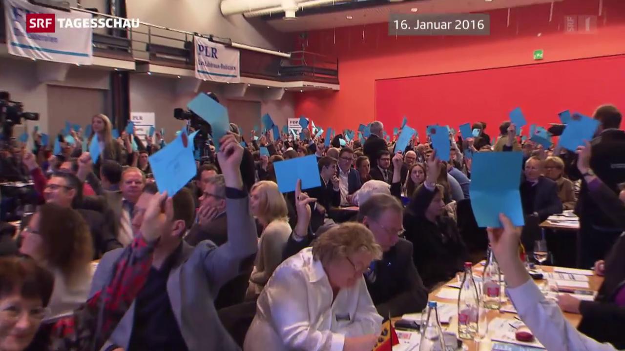 Durchsetzungsinitiative: Kampf um FDP-Basis