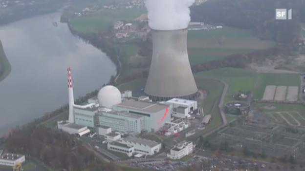 Video «Schafft die Schweiz den Atomausstieg?» abspielen