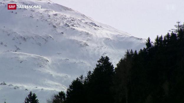 Video «Lawinenopfer im Tirol» abspielen