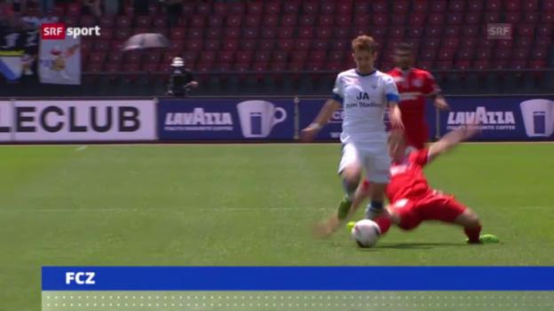 Video «Fussball: Busse für den FC Zürich» abspielen