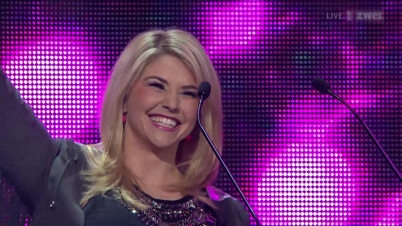 «Swiss Music Awards 2015» - Beatrice Egli