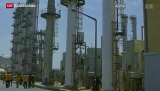 Video «Atom-Deal mit Iran zieht sich dahin» abspielen