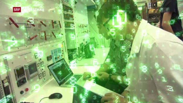 Video «Zentrum für Datenwissenschaften eröffnet» abspielen