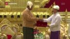 Video «Historische Zeitenwende in Burma» abspielen