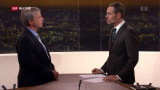 Video «FOKUS: Oliver Thränert, Experte für Atomare Aufrüstung, im Studio» abspielen