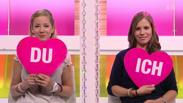 Video «Eliane Müller und Schwester Noemi» abspielen