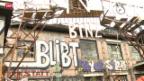 Video «Zürcher Hausbesetzer» abspielen