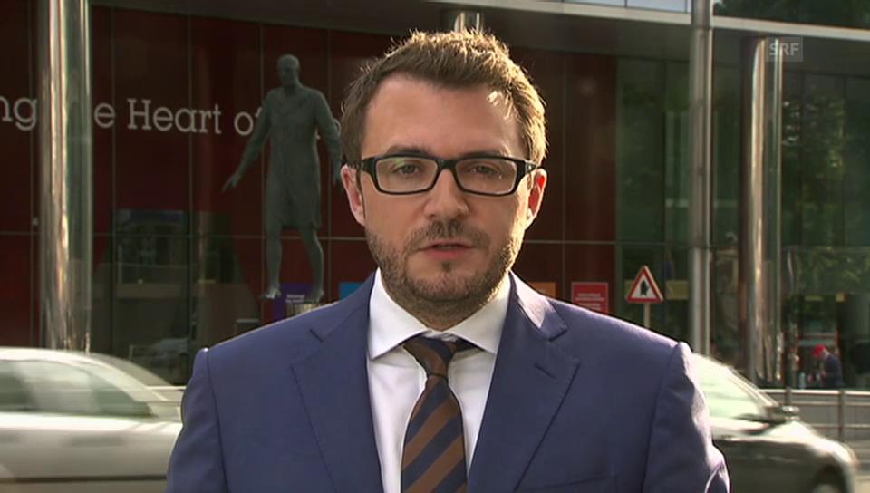 Einschätzungen von SRF-Korrespondent Ramspeck in Brüssel