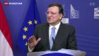 Video «Barroso mahnt die Schweiz» abspielen