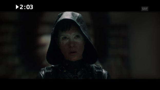 Video «Kinostart: «The Girl in the Spider's Web»» abspielen