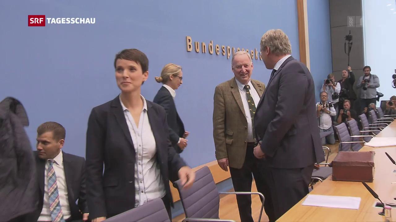 Frauke Petry geht nicht für die AfD in den Bundestag