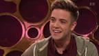 Video «Studiogast: Luca Hänni – vom Castingsieger zum Popstar» abspielen