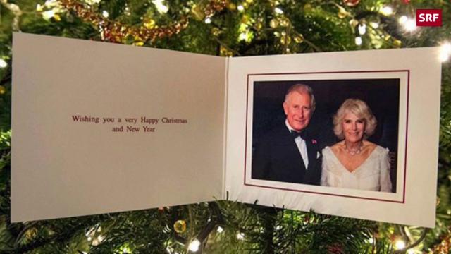 Königliche Weihnachten So Feiern Die Royals Weihnachten News Srf