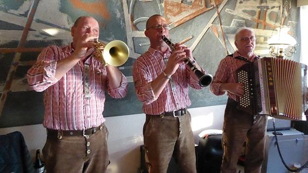 HobbyKrainer-Quintett mit «Polkaschwung»