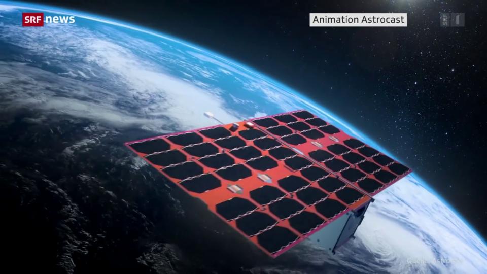 Schweizer Firmen mischen im Weltraumgeschäft mit