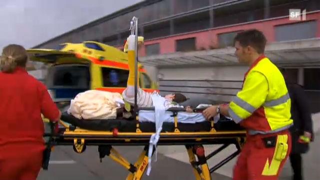 Spital zahlt Ambulanz nicht: Eltern allein gelassen
