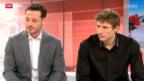 Video «Gespräch mit Streit/Brunner (I)» abspielen