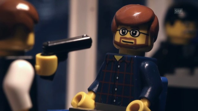 Ausschnitt aus dem drittten Teil des Legofilms