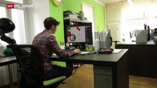 Video «Berufsbild: Polygrafin EFZ» abspielen