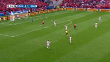 Video «Sommer rettet der Schweiz den Sieg» abspielen