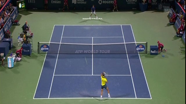 ATP Montreal: Highlights Nadal - Djokovic (Quelle: SNTV)