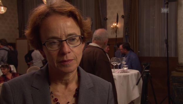 Video «Finanzdirektorin Eva Herzog» abspielen