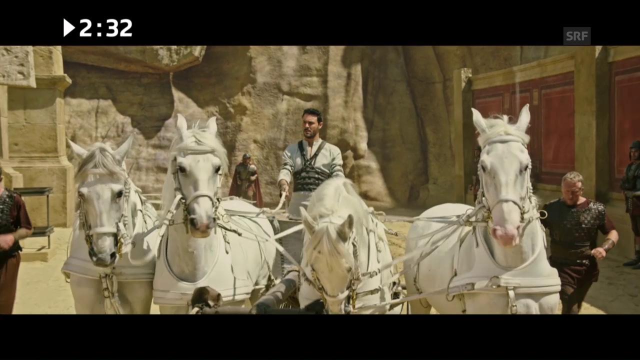 Im Kino: «Ben-Hur»