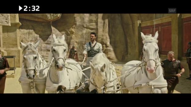 Video «Im Kino: «Ben-Hur»» abspielen