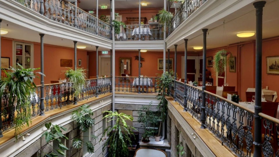 Ein 600-jähriges Hotel birgt viele Geschichten