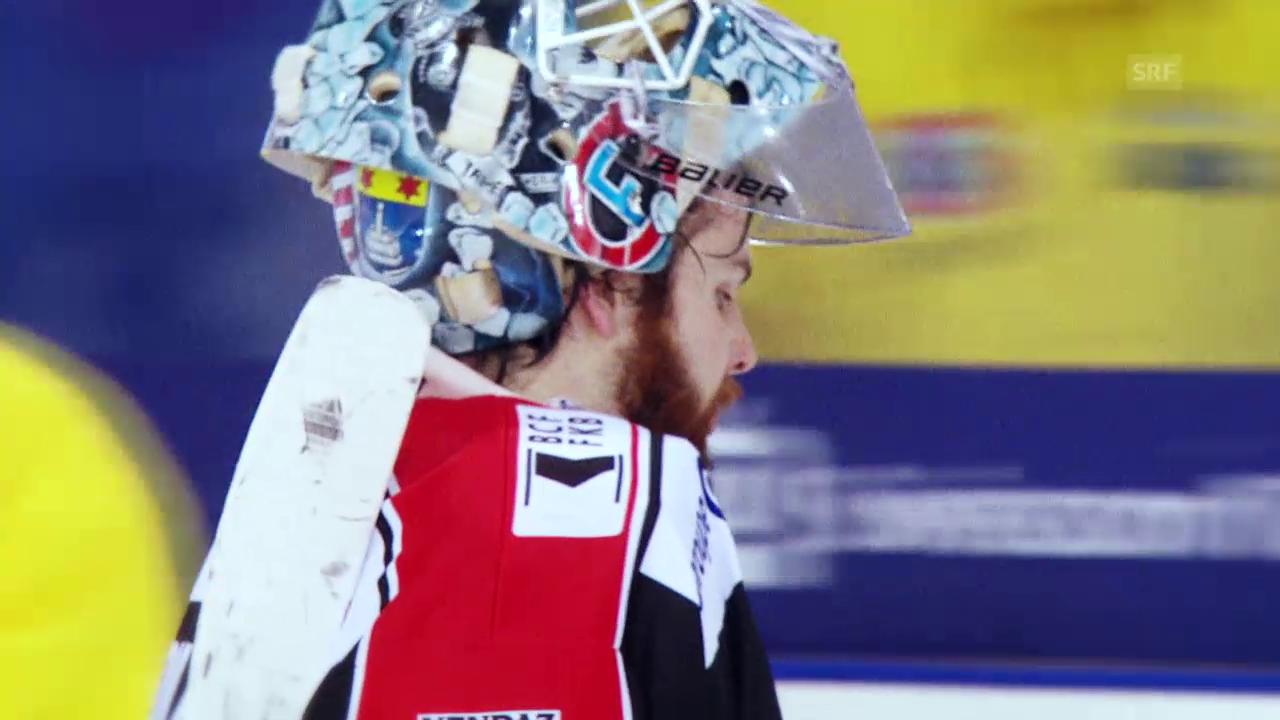 Eishockey: Der Steigerungslauf von Benjamin Conz