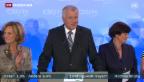 Video «CSU siegt in Bayern» abspielen