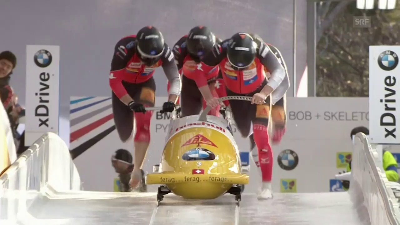 Peters zweiter Lauf in Pyeongchang
