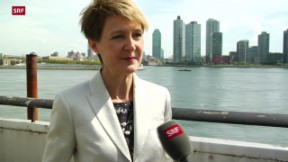 Video «UNO beschliesst neue Ziele » abspielen