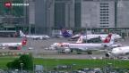Video «Die Swiss will den Billig-Airlines Kunden abjagen» abspielen