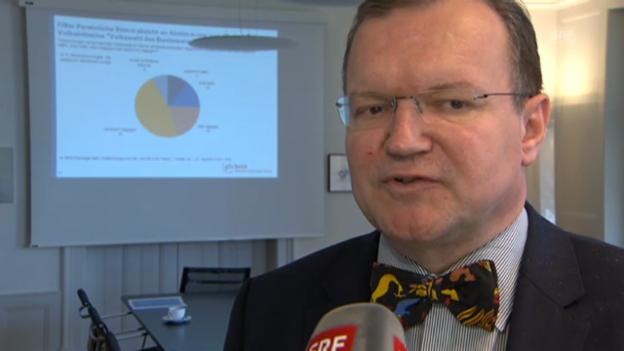 Video «Claude Longchamp zur «Volkswahl des Bundesrats»» abspielen