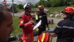Video «Marokkaner üben in der Schweiz den Erdbeben-Notfall» abspielen