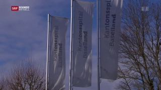 Video «Kantonsspital Baselland steht vor Restrukturierung» abspielen