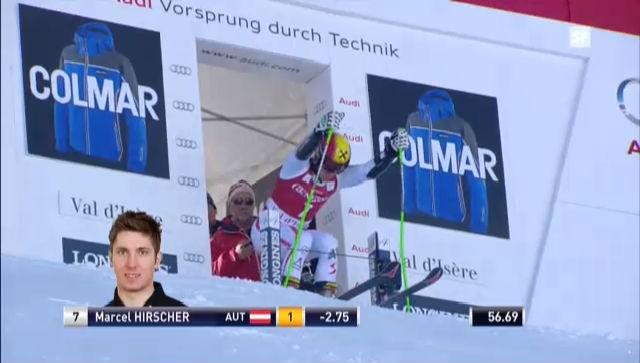 RS M: Der 2. Lauf von Marcel Hirscher («sportlive»)